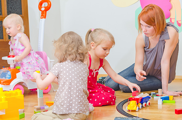 Choosing Your Child Care
